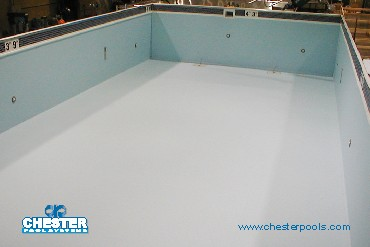 Chester aquabond pool tank liner membrane system for Aquabond paint